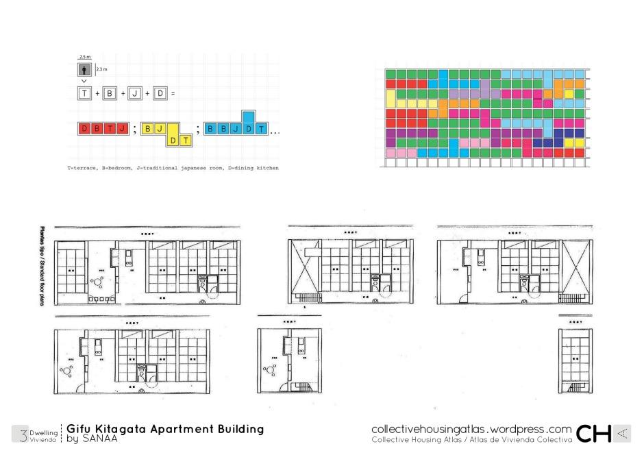 Cha 130712 Gifu Kitagata Apartment Building Sanaa3