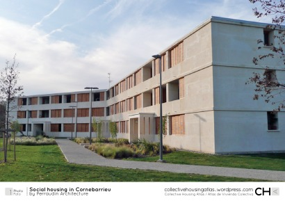 CHA-131128-Social_housing_in_Cornebarrieu-Perraudin_Architecture